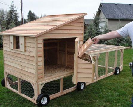 Extraordinary chicken coop decor ideas 27