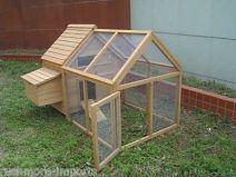 Extraordinary chicken coop decor ideas 31