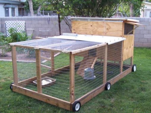 Extraordinary chicken coop decor ideas 38