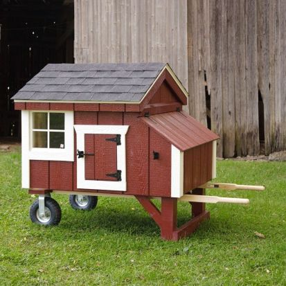 Extraordinary chicken coop decor ideas 40