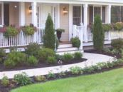 Impressive small front yard landscaping ideas 01