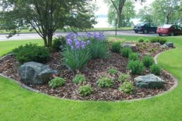 Impressive small front yard landscaping ideas 10