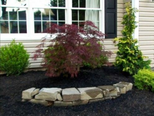 48 Impressive Small Front Yard Landscaping Ideas Roundecor