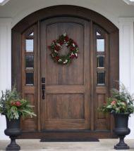 Most stylish farmhouse front door design ideas 01