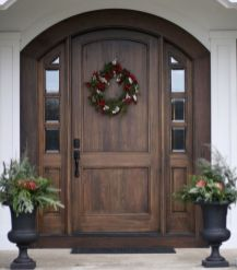 Most stylish farmhouse front door design ideas 01