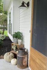 Most stylish farmhouse front door design ideas 35