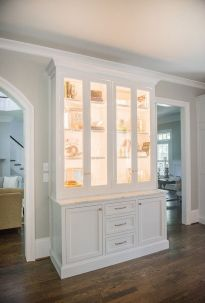 Most unique china cabinet makeover ideas 07