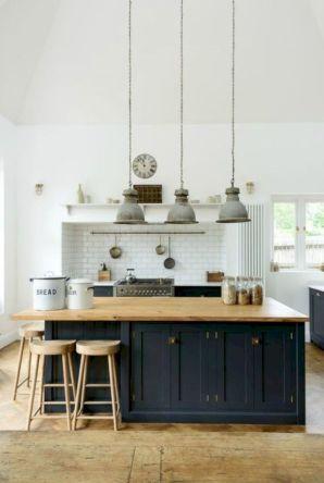 Wonderful wood kitchen design ideas for cozy kitchen inspiration 18