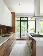 Wonderful wood kitchen design ideas for cozy kitchen inspiration 45