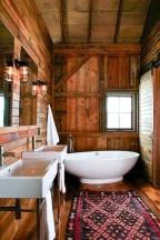 Adorable modern rustic bathroom ideas 01