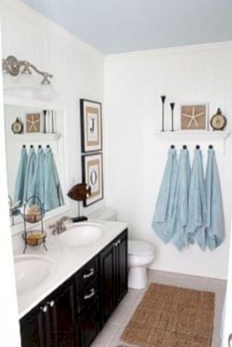 Adorable modern rustic bathroom ideas 09
