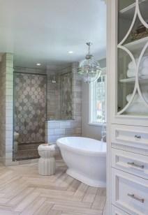 Adorable modern rustic bathroom ideas 22