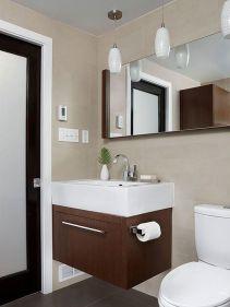 Affordable modern small bathroom vanities ideas 06