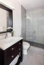 Affordable modern small bathroom vanities ideas 17