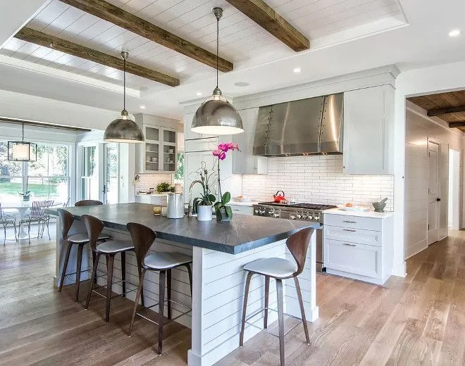 Amazing farmhouse kitchen decor ideas for inspiration 17