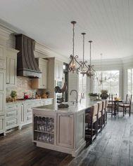 Amazing farmhouse kitchen decor ideas for inspiration 18