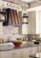 Amazing farmhouse kitchen decor ideas for inspiration 27