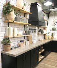Amazing farmhouse kitchen decor ideas for inspiration 31