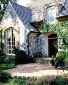Amazing french country exterior for your home inspiration 17