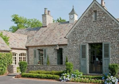 Amazing french country exterior for your home inspiration 34