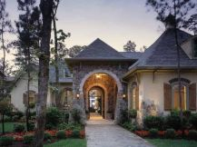 Amazing french country exterior for your home inspiration 35
