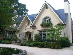 Amazing french country exterior for your home inspiration 41