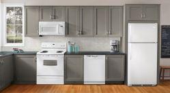 Amazing oak cabinet kitchen makeover ideas 01