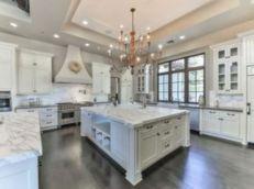 Amazing oak cabinet kitchen makeover ideas 07