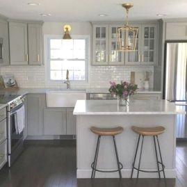 Awesome kitchen makeovers for small kitchens 15