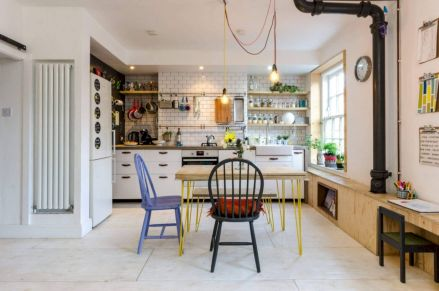 Awesome kitchen makeovers for small kitchens 25
