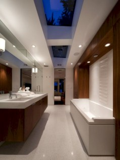 Beautiful mid century modern bathroom ideas 36