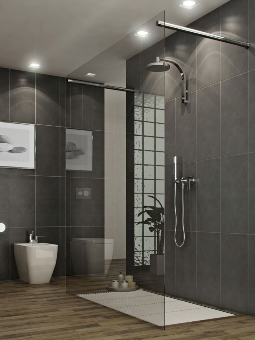 Best ideas for modern bathroom light fixtures 28