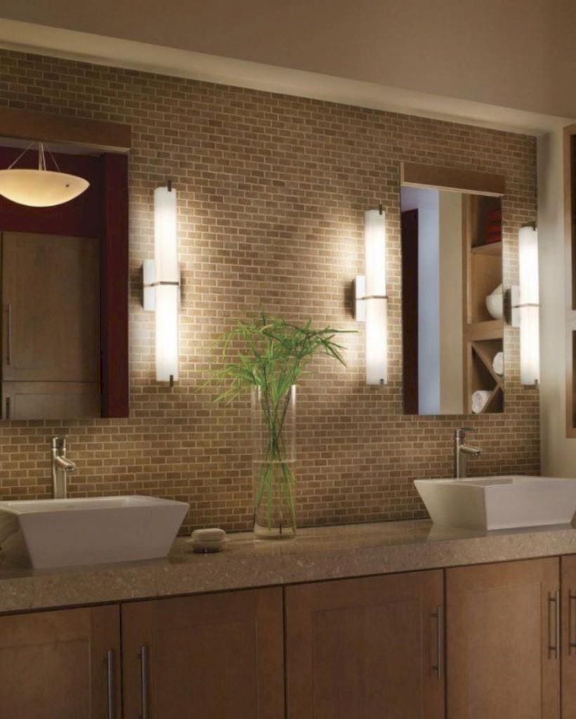 Best ideas for modern bathroom light fixtures 31