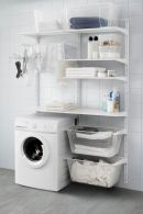 Brilliant laundry room organization ideas 11