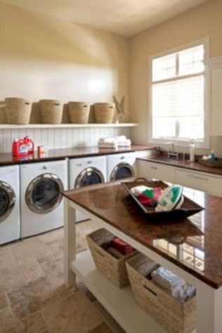 Brilliant laundry room organization ideas 14