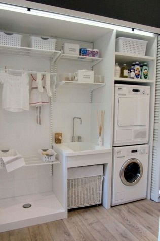 Brilliant laundry room organization ideas 15