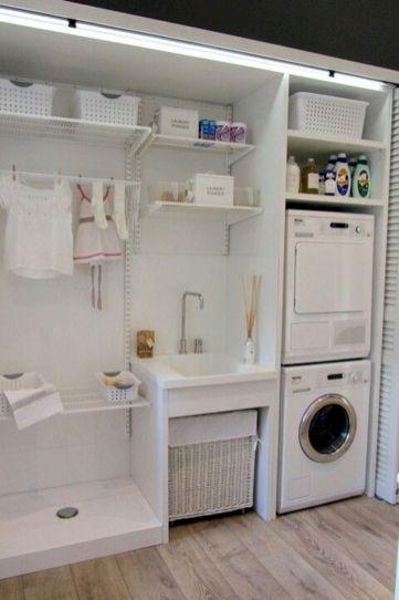 Brilliant laundry room organization ideas 15