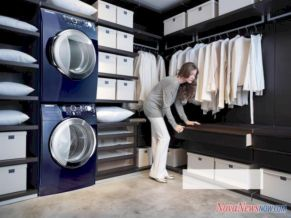 Brilliant laundry room organization ideas 16
