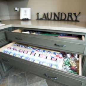 Brilliant laundry room organization ideas 17