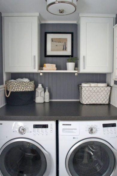 Brilliant laundry room organization ideas 18