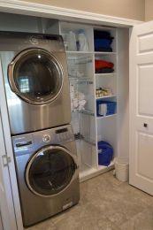 Brilliant laundry room organization ideas 37