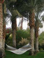 Comfy backyard hammock decor ideas 21