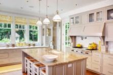 Cool inexpensive kitchen cabinet makeovers 06