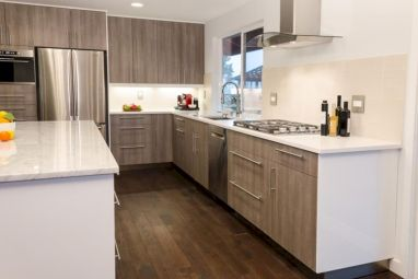 Cool inexpensive kitchen cabinet makeovers 13