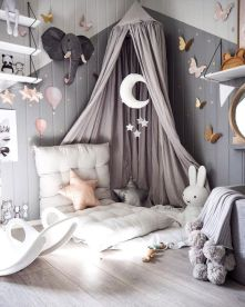 Cozy kids bedroom trends 2018 08