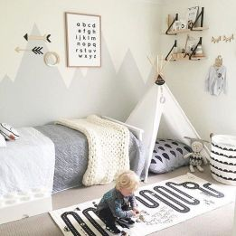 Cozy kids bedroom trends 2018 25