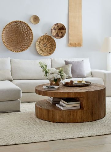 Creative coffee table design ideas for your home 04