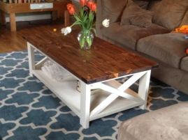 Creative coffee table design ideas for your home 06