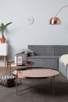 Creative coffee table design ideas for your home 24