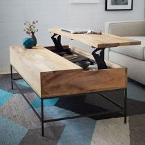 Creative coffee table design ideas for your home 29